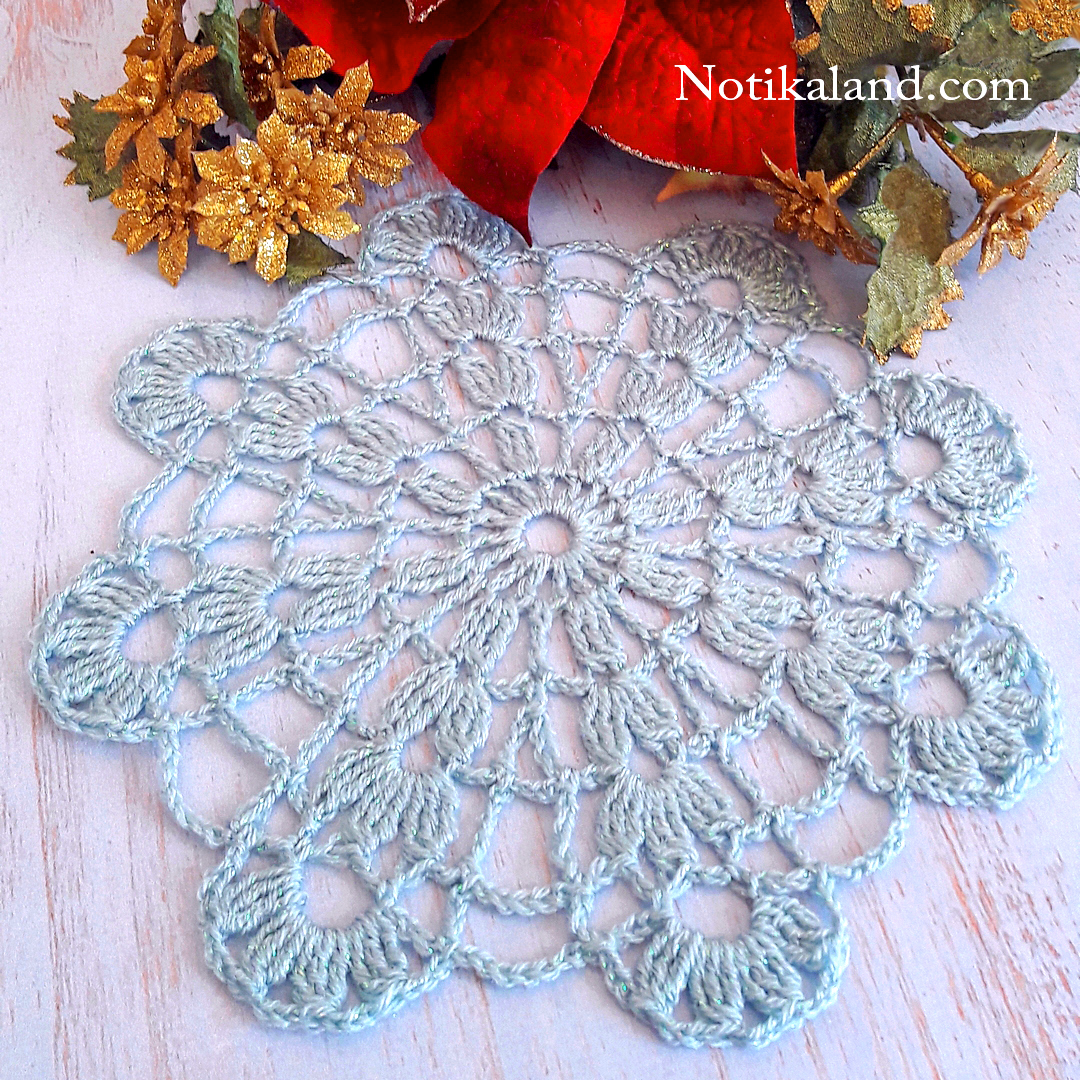 Crochet Mini Doily