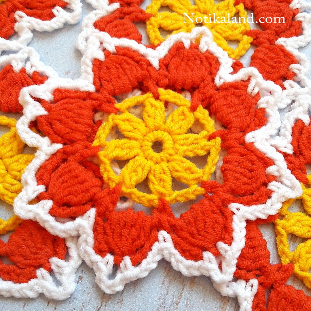 crochet heart tutorial step by step